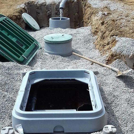 SARL Loty et Fils | Installation de systèmes collectifs et autonomes de traitement des eaux usées